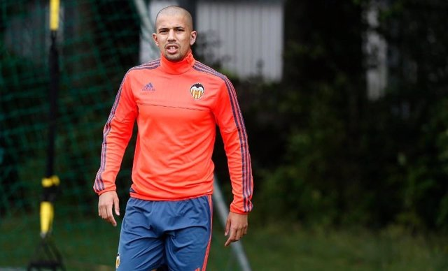Sofiane Feghouli Valencia CF