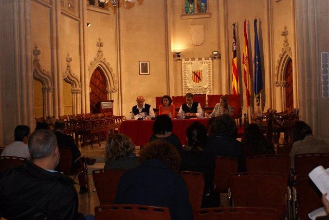 Primera sesión del Consejo de Servicios Sociales