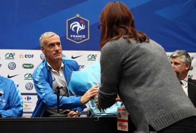 Didier Deschamps Francia