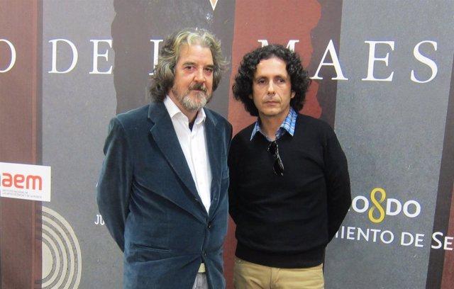 Rafael Riqueni llega al Maestranza