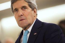 Kerry anuncia que EEUU ayudará a Turquía a terminar de cerrar la frontera con Siria