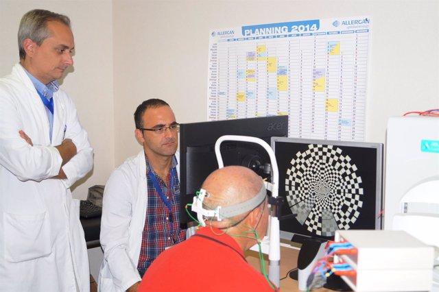 Manises ensaya una nueva terapia con nutracéticos para la retinosis pigmentaria