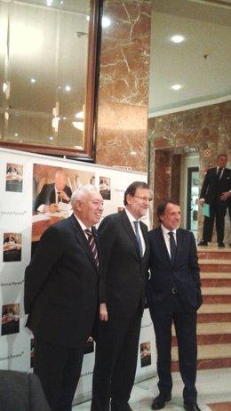 Mariano Rajoy y José Manuel García Margallo