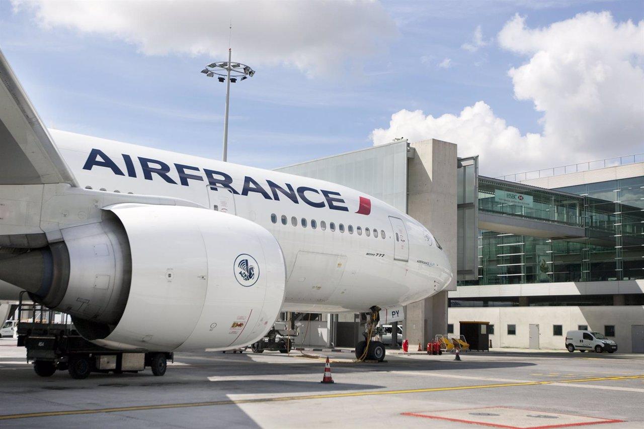 V. Chopelin - Air France