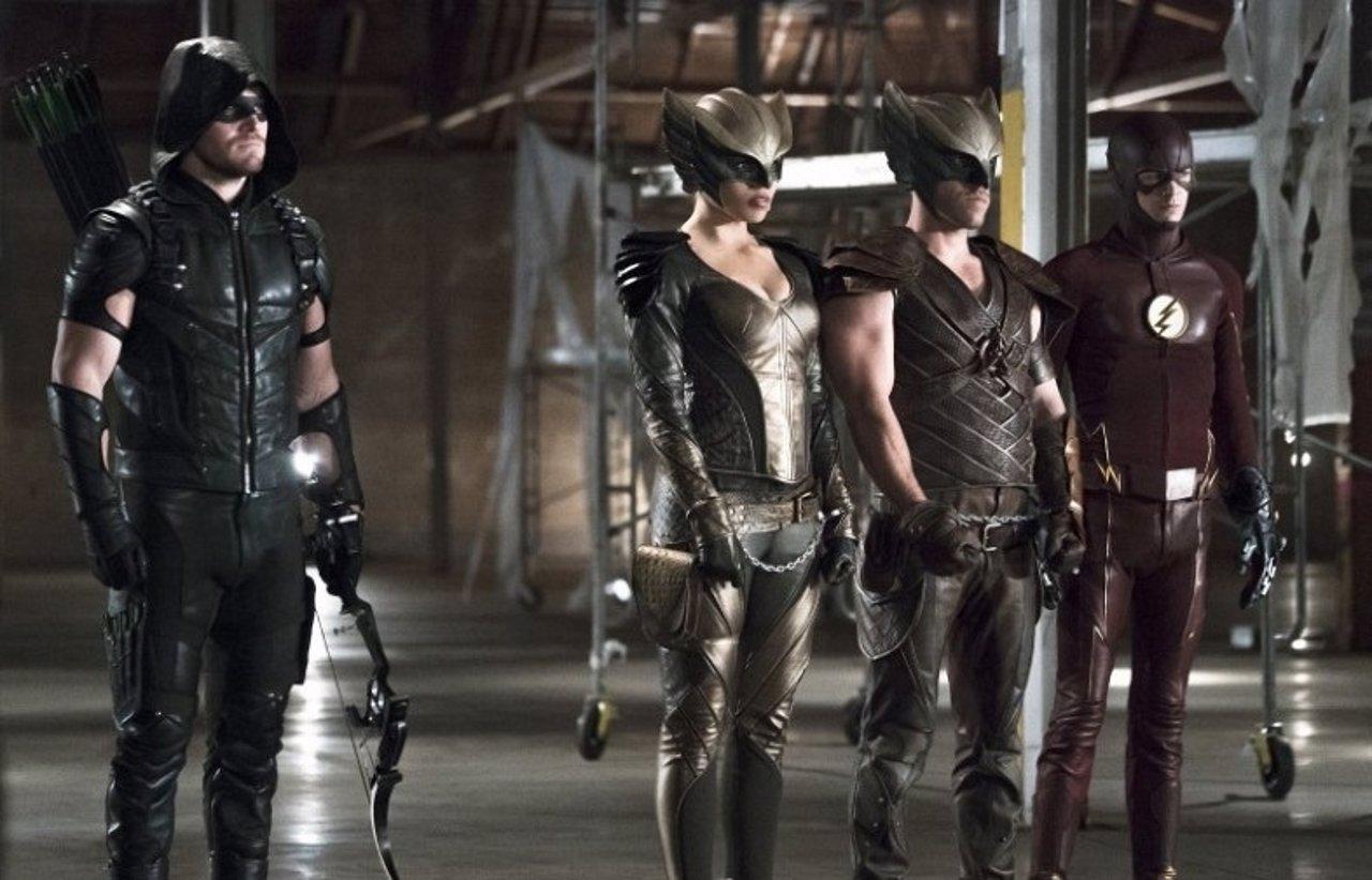 Crossover de The Flash, Arrow y Legends of tomorrow