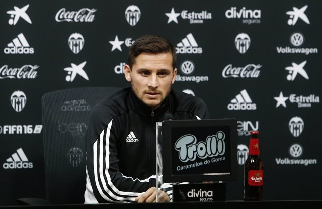 Pablo Piatti, jugador del Valencia CF