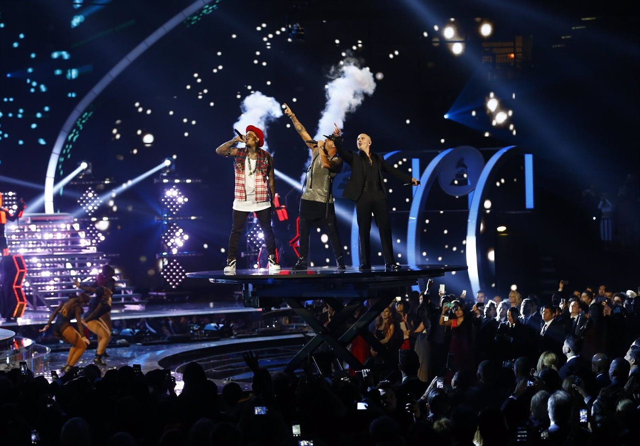Gala Grammy's Latino 2014