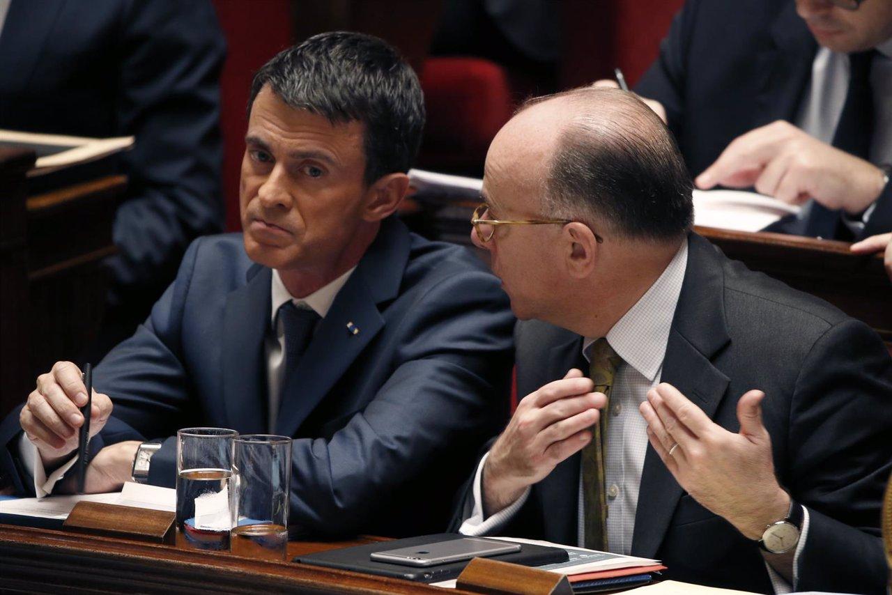 Valls y Cazeneuve