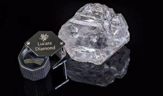 Diamante de Karowe (Botswana)