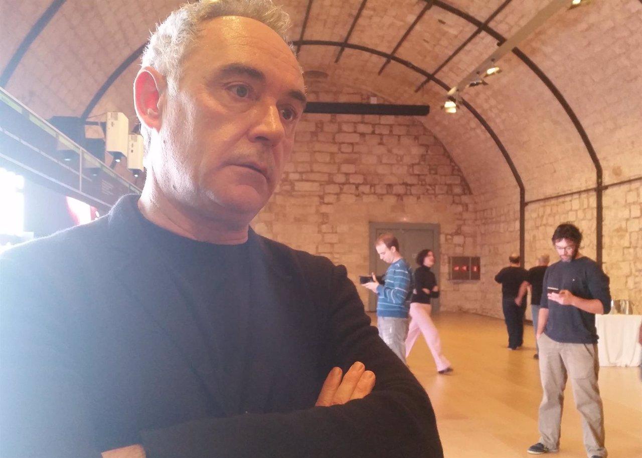 Ferran Adrià en Palma