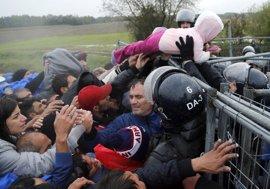 MSF alerta del deterioro de la situación de los refugiados en los Balcanes