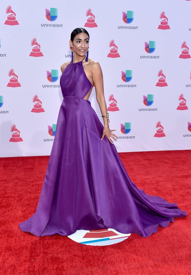 Los mejores y los peores looks de los Grammy Latino 2015