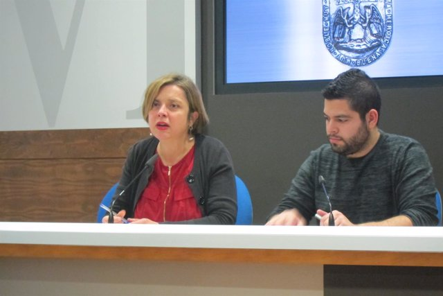 Ana Taboada y Rubén Rosón