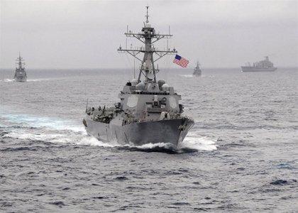 EEUU realizará otra patrulla en el mar de China Meridional antes de final de año