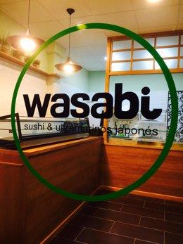 Nuevo local de Wasabi en la calle Baños