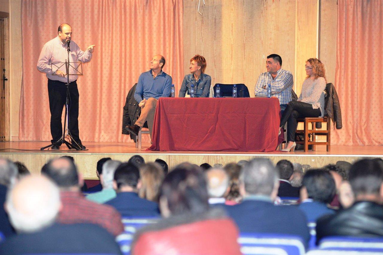 Nota Y Foto PSOE Plan De Empleo EC La Alberca