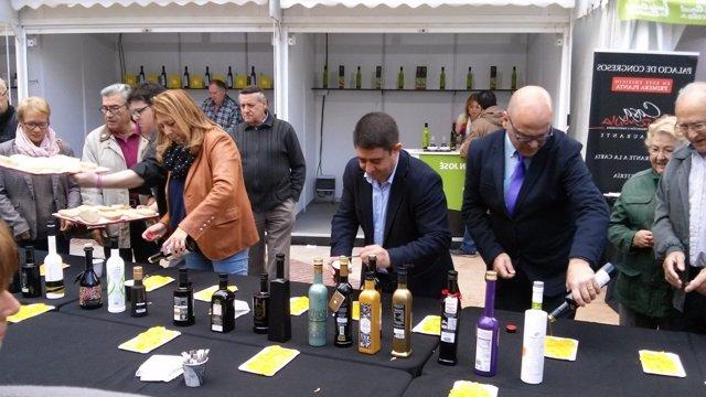Fiesta del Primer Aceite en Valencia