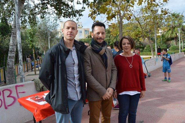Candidatos socialistas de Ibiza
