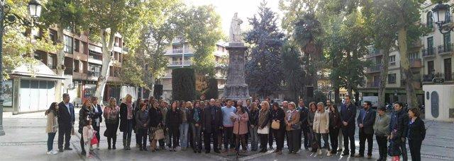 Acto del PP en Granada