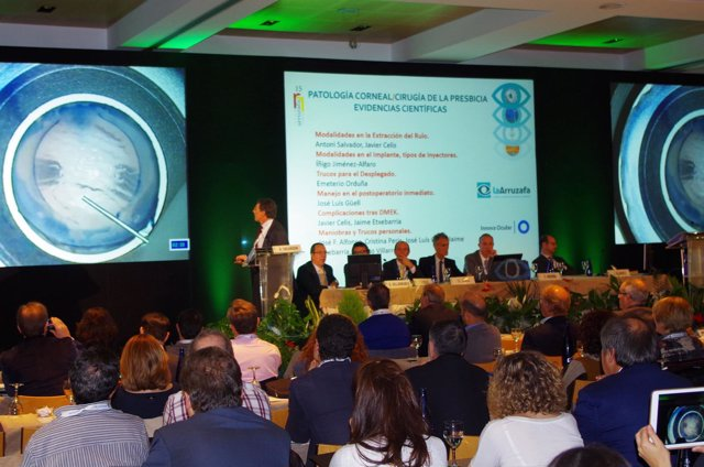 Última ponencia del Forum Arruzafa celebrada en Córdoba