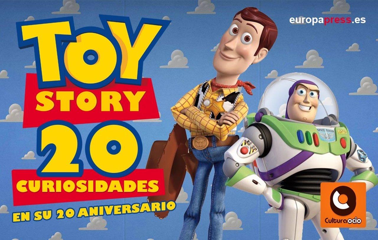 20 Años De Toy Story
