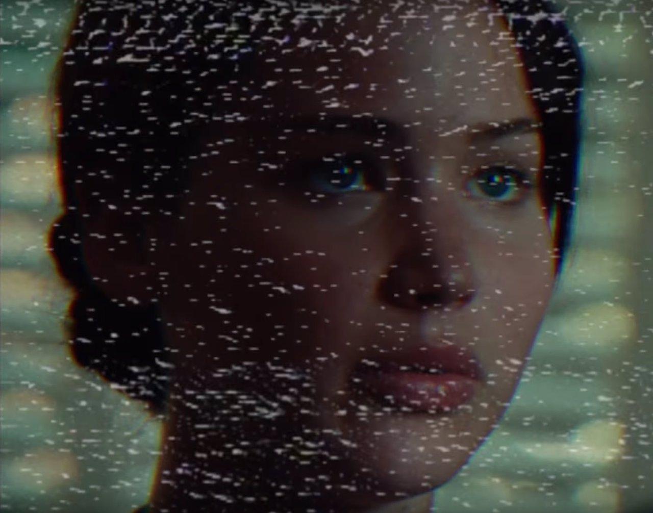 Katniss Everdeen en los noventa