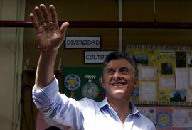 """Macri y su elección: """"Un cambio que tiene que llevar a Argentina hacia el futuro"""""""