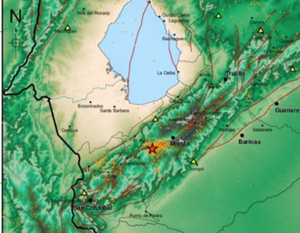 Un sismo provoca la muerte en accidente de una persona en Venezuela