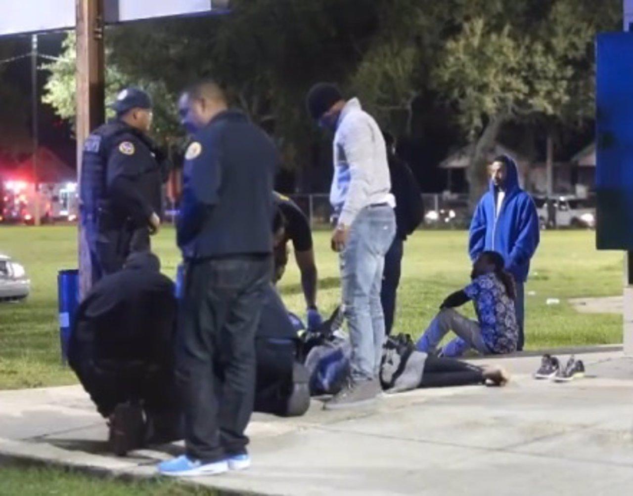 16 heridos en un tiroteo en un parque de Nueva Orleans