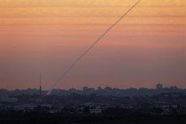 Disparado desde Gaza un proyectil contra el sur de Israel