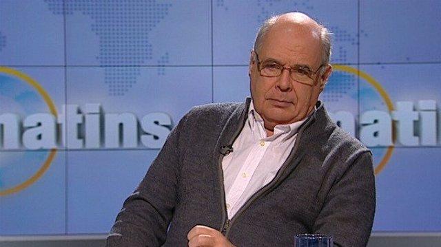 El líder de CatSíQueEsPot, Lluís Rabell