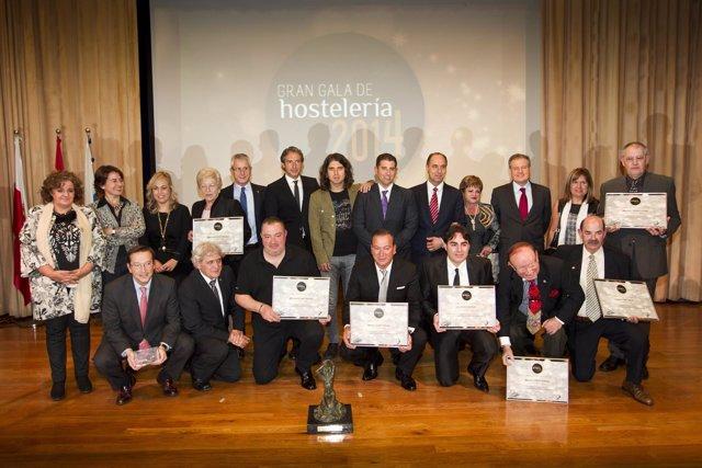 Gala de Hostelería 2014