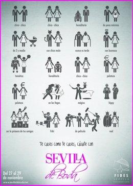 Cartel de 'Sevilla de Booda 2015'