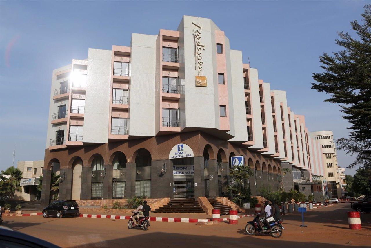 Hotel Radisson Blu atacado en Bamako