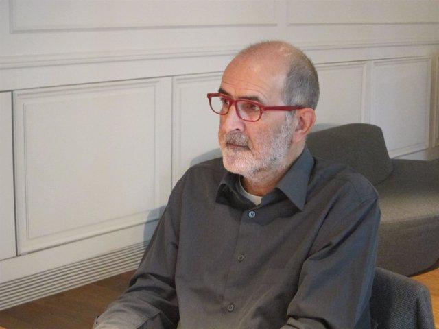 El autor A.G. Porta