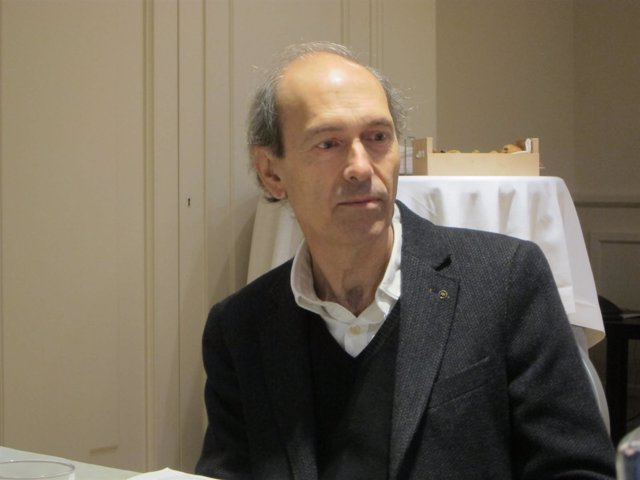El filósofo y doctor en Historia del Arte Josep Casals