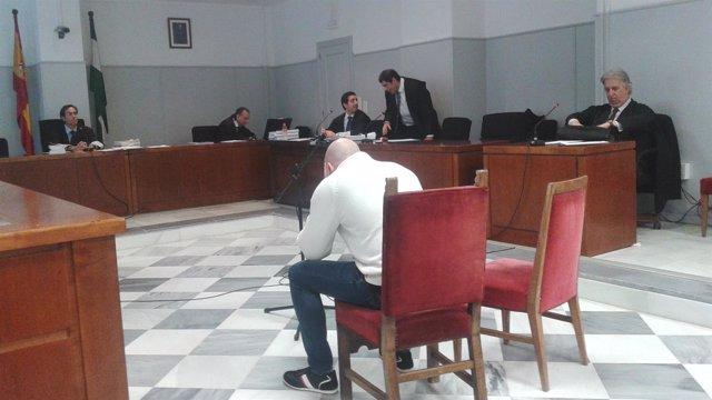Juicio contra Jonathan Moya en  Almería