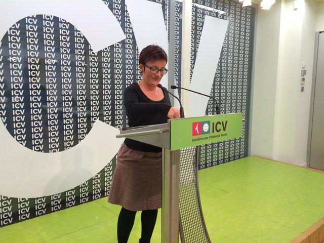 Marta Ribas (ICV)