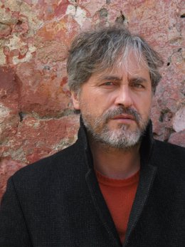 El escritor Manuel Rivas