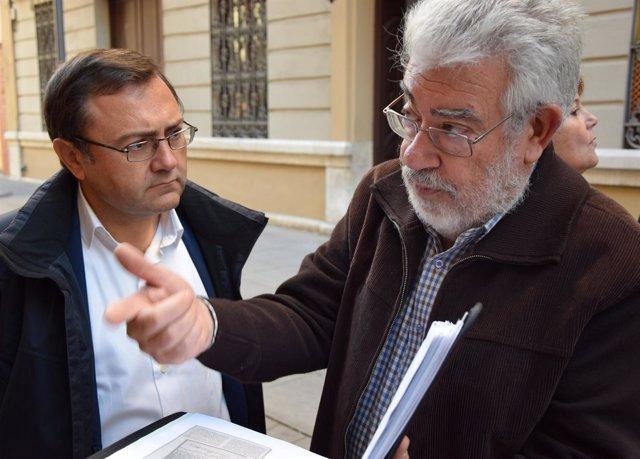 Heredia archivo militar málaga gobierno traslado