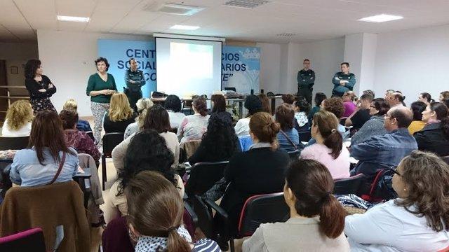 Comprende y Educa de la Diputación de Huelva.