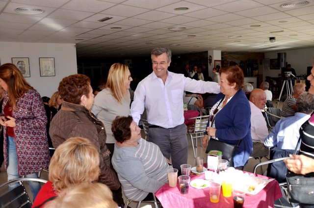 García urbano pp elecciones congreso candidato