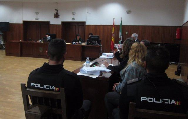Juicio a los acusados de asesinar a golpes a la compañera de piso