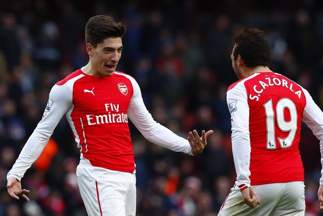 El Arsenal le endosa cinco goles al Aston Villa
