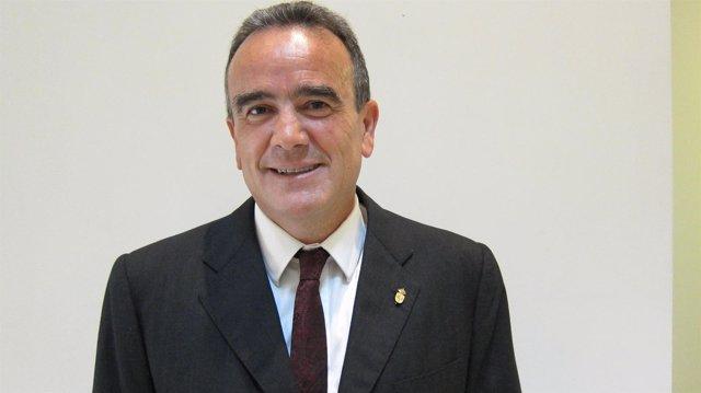 El nuevo presidente de la DPZ, Juan Antonio Sánchez Quero.