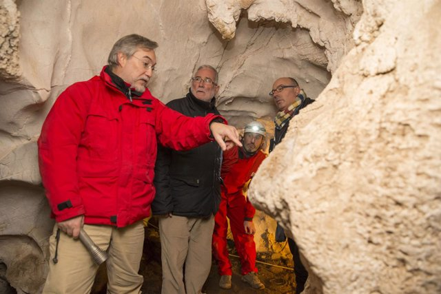 Visita a Cueva Áurea