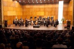 Orquesta Sinfónica de Musikene.