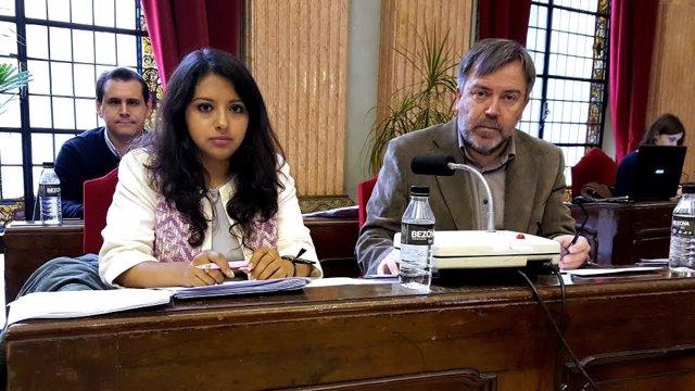 Cambiemos Murcia en el Pleno del Ayuntamiento
