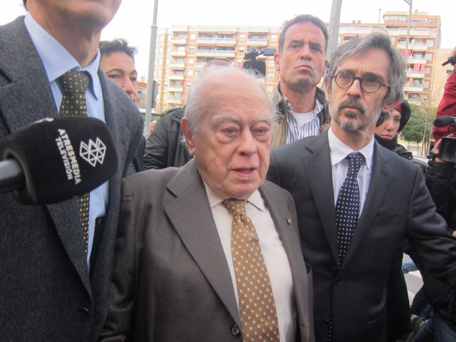 Jordi Pujol (Archivo)