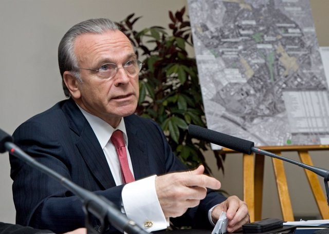 El presidente de la Fundació La Caixa, Isidre Fainé